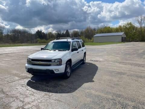 2006 Chevrolet TrailBlazer EXT for sale at Caruzin Motors in Flint MI