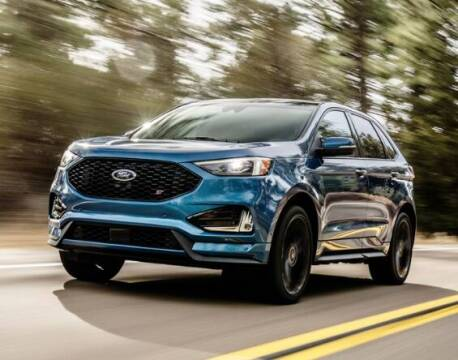 2021 Ford Edge for sale at Diamante Leasing in Brooklyn NY