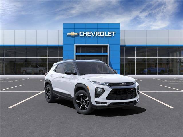 2021 Chevrolet TrailBlazer for sale in Rogers City, MI