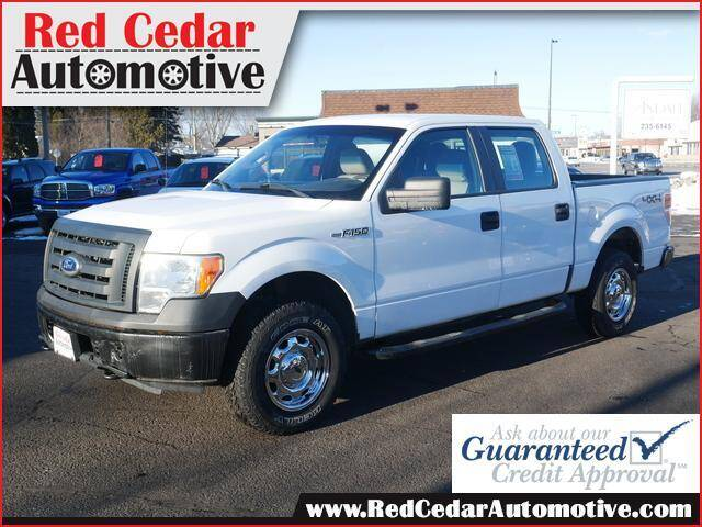 2010 Ford F-150 for sale at Red Cedar Automotive in Menomonie WI