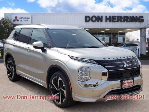 2022 Mitsubishi Outlander for sale at Don Herring Mitsubishi in Dallas TX