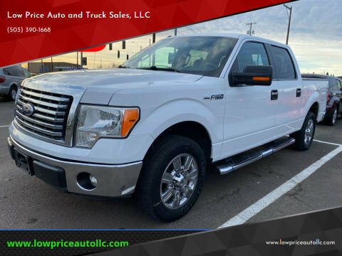 2011 Ford F-150 for sale at Low Price Auto and Truck Sales, LLC in Salem OR