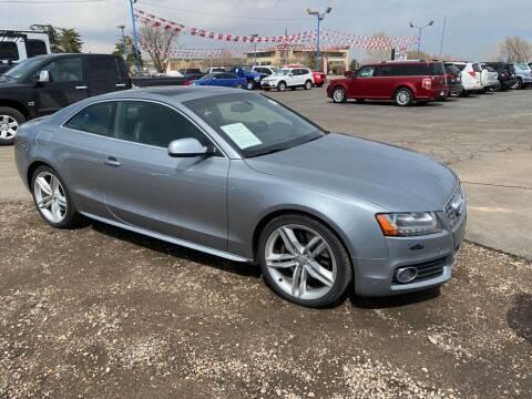 2010 Audi S5 for sale at Sprinkler Used Cars in Longmont CO