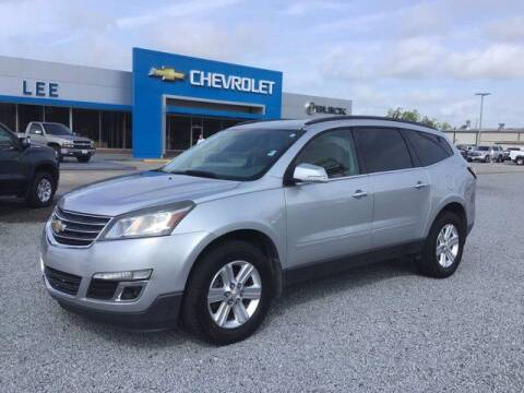 2014 Chevrolet Traverse for sale at LEE CHEVROLET PONTIAC BUICK in Washington NC