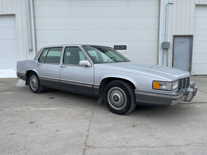 1992 Cadillac DeVille for sale at American Car Dealers in Lincoln NE