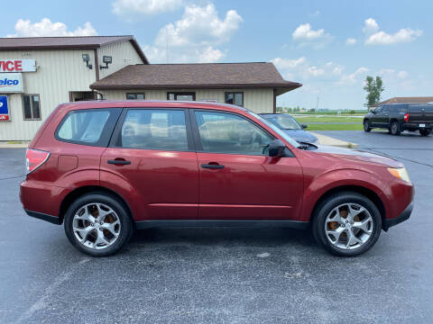 2009 Subaru Forester for sale at Pro Source Auto Sales in Otterbein IN