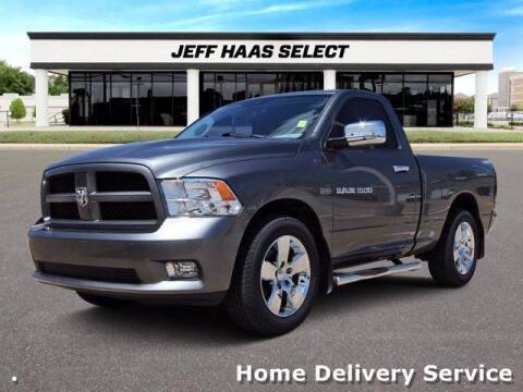 2012 RAM Ram Pickup 1500 for sale at JEFF HAAS MAZDA in Houston TX