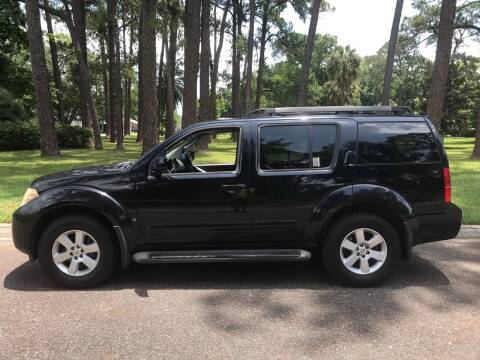 2008 Nissan Pathfinder for sale at Import Auto Brokers Inc in Jacksonville FL