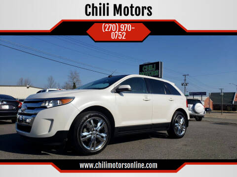 2012 Ford Edge for sale at CHILI MOTORS in Mayfield KY