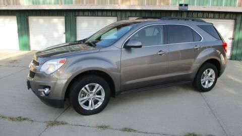 2010 Chevrolet Equinox for sale at Hill City Motors in Hill City KS