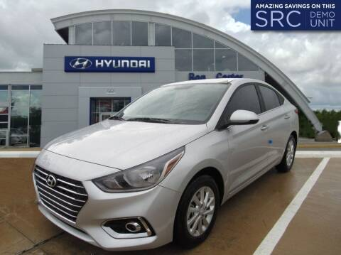 2020 Hyundai Accent for sale at Ron Carter  Clear Lake Used Cars in Houston TX