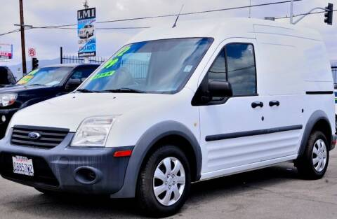 2012 Ford Transit Connect for sale at Luxor Motors Inc in Pacoima CA