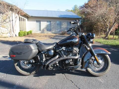 2019 Harley-Davidson Heritage Softail  for sale at Blue Ridge Riders in Granite Falls NC