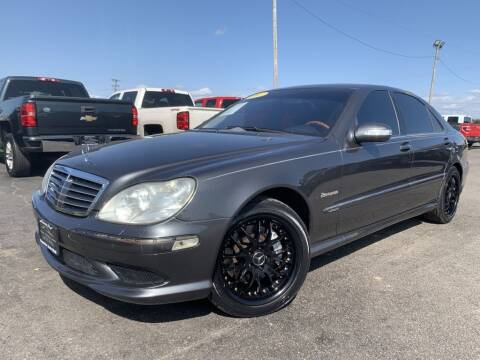 2003 Mercedes-Benz S-Class for sale at Superior Auto Mall of Chenoa in Chenoa IL