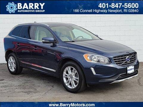 2015 Volvo XC60 for sale at BARRYS Auto Group Inc in Newport RI