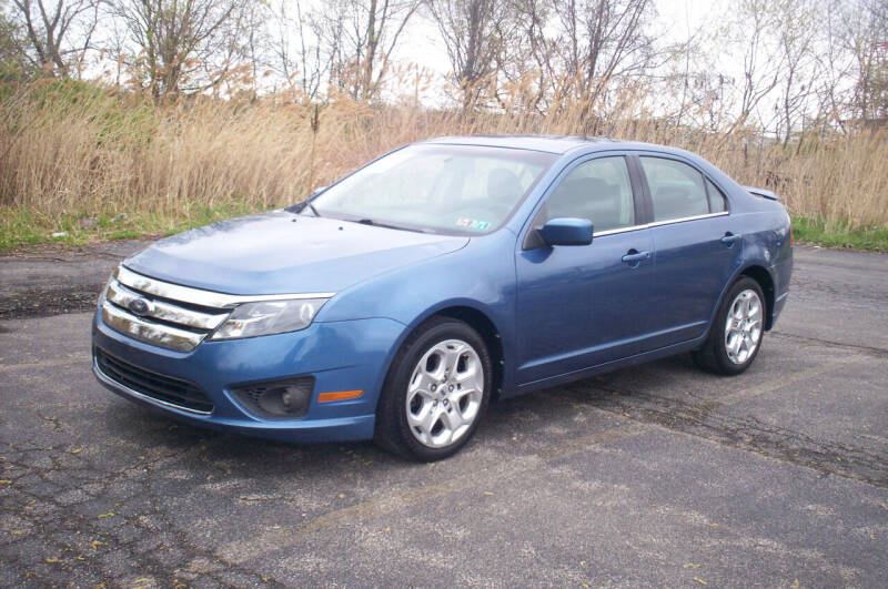 2010 Ford Fusion for sale at Action Auto Wholesale - 30521 Euclid Ave. in Willowick OH