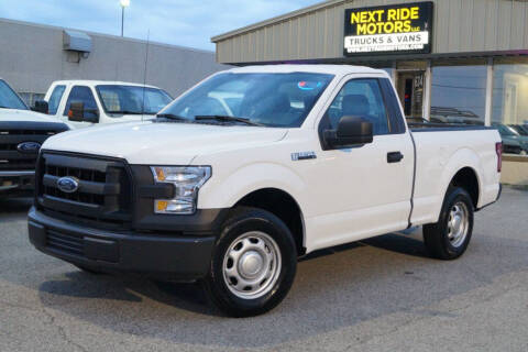 2017 Ford F-150 for sale at Next Ride Motors in Nashville TN