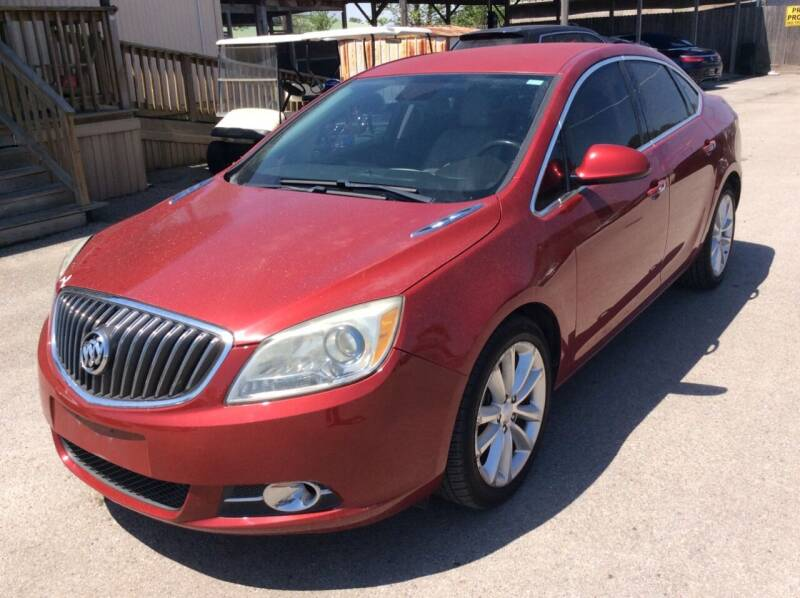2014 Buick Verano for sale at OASIS PARK & SELL in Spring TX