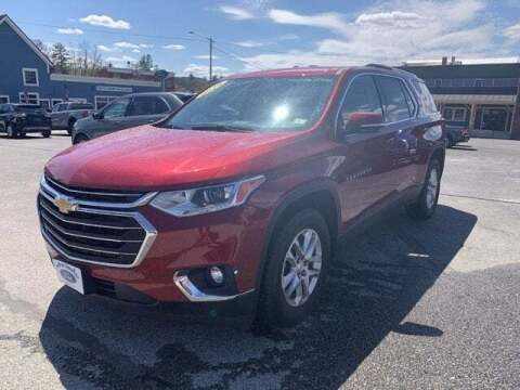 2018 Chevrolet Traverse for sale at SCHURMAN MOTOR COMPANY in Lancaster NH