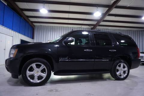 2010 Chevrolet Tahoe for sale at SOUTHWEST AUTO CENTER INC in Houston TX