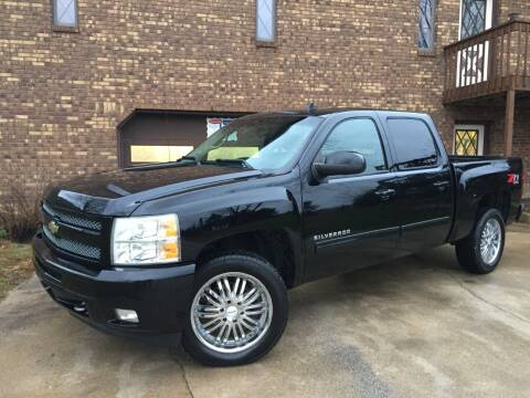2011 Chevrolet Silverado 1500 for sale at K2 Autos in Holland MI