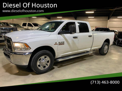 2017 RAM Ram Pickup 2500 for sale at Diesel Of Houston in Houston TX
