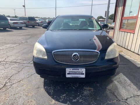 2006 Buick Lucerne for sale at SPRINGFIELD PRE-OWNED in Springfield IL