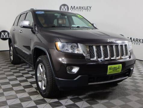 2012 Jeep Grand Cherokee for sale at Markley Motors in Fort Collins CO