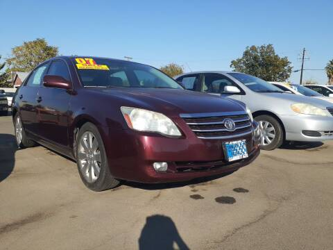 2007 Toyota Avalon for sale at COMMUNITY AUTO in Fresno CA