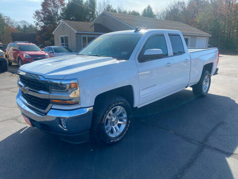 2016 Chevrolet Silverado 1500 for sale at Glen's Auto Sales in Fremont NH