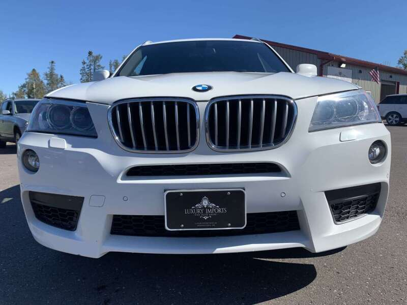 2013 BMW X3 for sale at Autobahn Sales And Service LLC in Hermantown MN