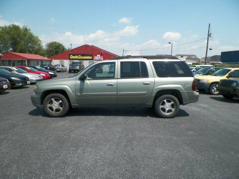 2004 Chevrolet TrailBlazer EXT for sale at Credit Connection Auto Sales Inc. CARLISLE in Carlisle PA