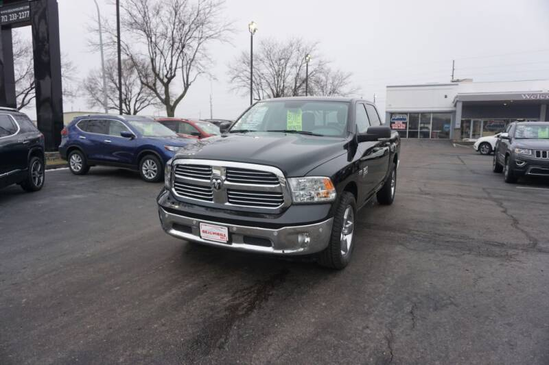 2019 RAM Ram Pickup 1500 Classic for sale at Ideal Wheels in Sioux City IA