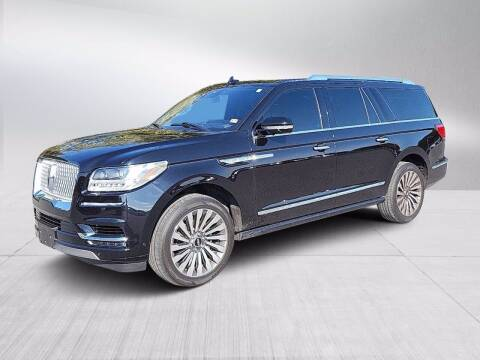 2019 Lincoln Navigator L for sale at Fitzgerald Cadillac & Chevrolet in Frederick MD