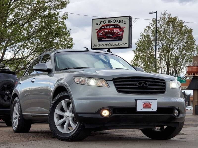 2004 Infiniti FX35 for sale in Englewood, CO