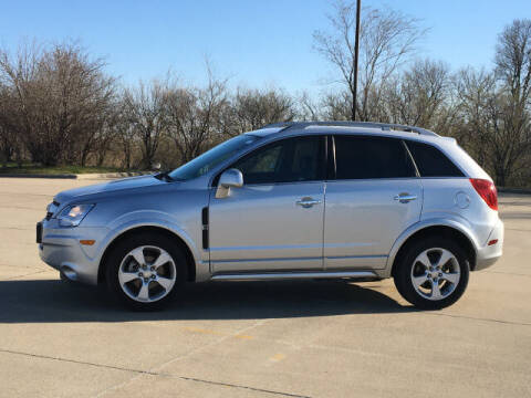 2014 Chevrolet Captiva Sport for sale at LANDMARK OF TAYLORVILLE in Taylorville IL