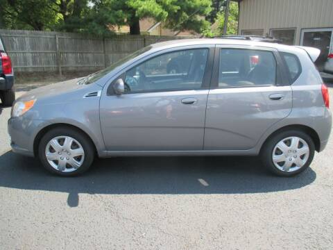 2011 Chevrolet Aveo for sale at Home Street Auto Sales in Mishawaka IN