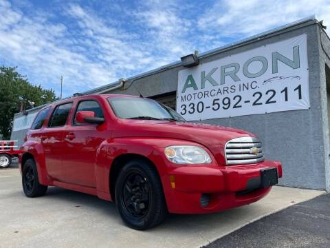 2011 Chevrolet HHR for sale at Akron Motorcars Inc. in Akron OH