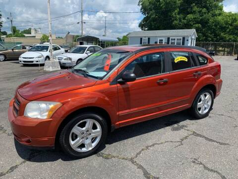 2007 Dodge Caliber for sale at LINDER'S AUTO SALES in Gastonia NC