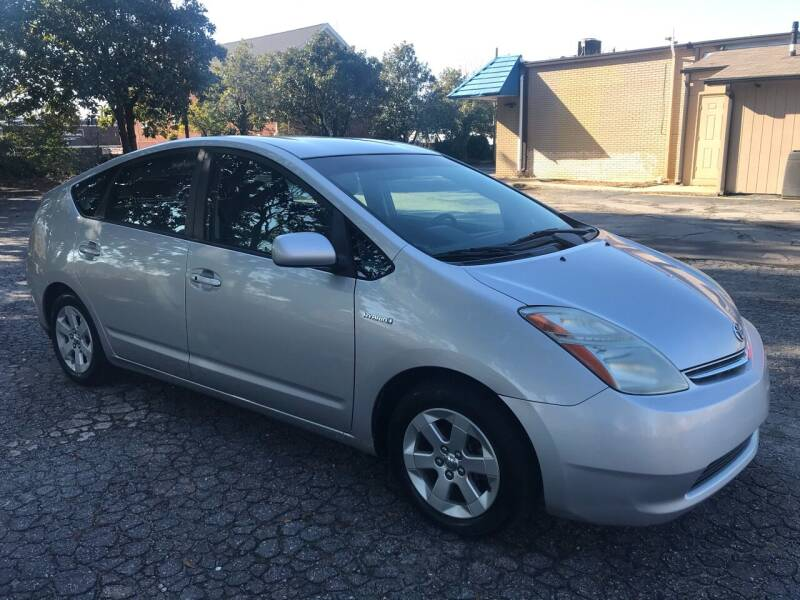 2007 Toyota Prius for sale at Cherry Motors in Greenville SC