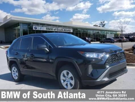 2020 Toyota RAV4 for sale at Carol Benner @ BMW of South Atlanta in Union City GA