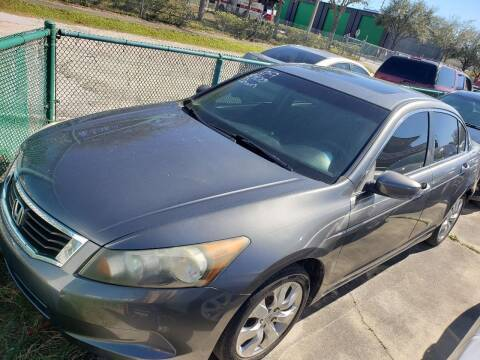 2009 Honda Accord for sale at Track One Auto Sales in Orlando FL