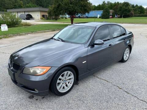 2006 BMW 3 Series for sale at Two Brothers Auto Sales in Loganville GA