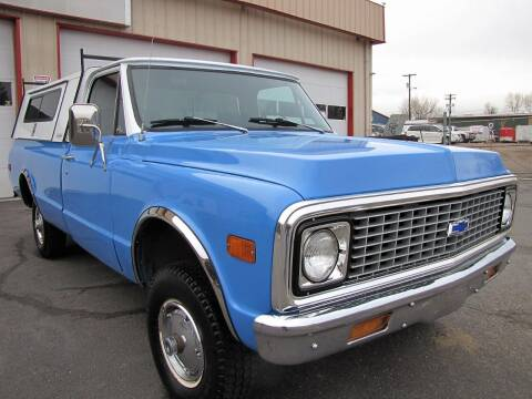 1972 Chevrolet C/K 10 Series for sale at Street Dreamz in Denver CO