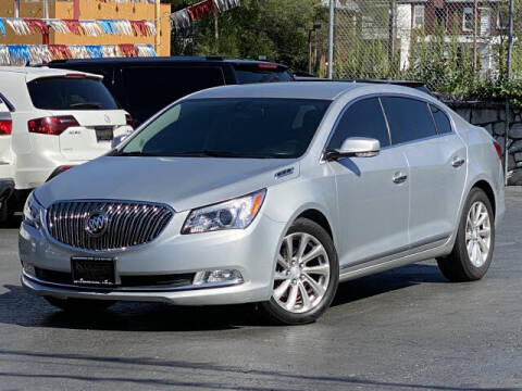 2014 Buick LaCrosse for sale at Kugman Motors in Saint Louis MO