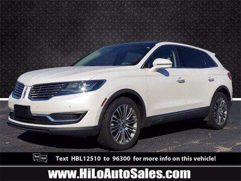 2017 Lincoln MKX for sale at BuyFromAndy.com at Hi Lo Auto Sales in Frederick MD