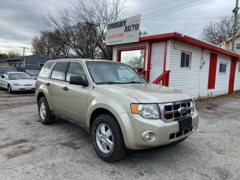 2010 Ford Escape for sale at Crosby Auto LLC in Kansas City MO