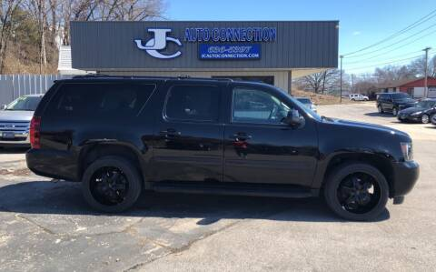 2011 Chevrolet Suburban for sale at JC AUTO CONNECTION LLC in Jefferson City MO
