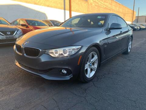 2015 BMW 4 Series for sale at Auto Center Of Las Vegas in Las Vegas NV