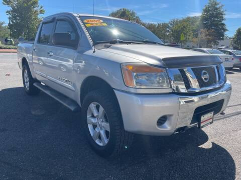 2008 Nissan Titan for sale at Alpina Imports in Essex MD